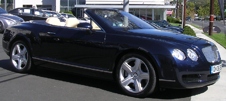 BENTLEY RENTAL LAS VEGAS RENT A CAR VEGAS