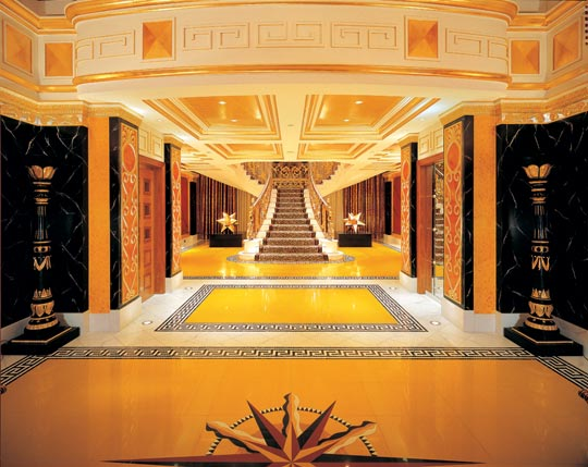 Dubai hotels hotels in dubai hotel guide dubai for The famous hotel in dubai