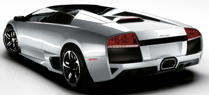 LAMBORGHINI MURCIELAGO LP640 ROADSTER LUXURY SPORTS CAR 1