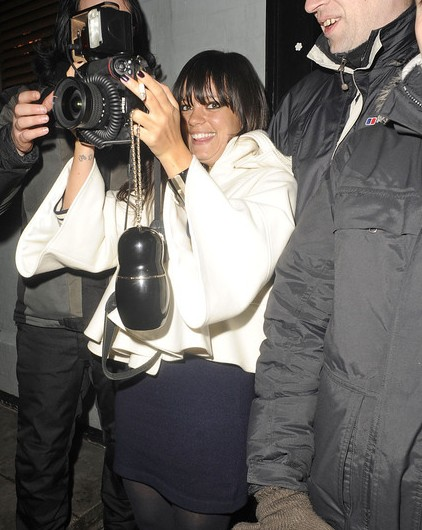 LILLY ALLEN PAPARAZZI LONDON GROUCHO CLUB 3