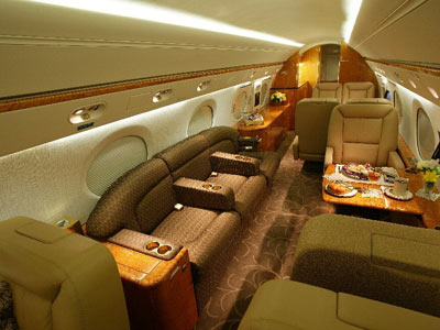 No7 Agency Private Jet Charter service runway vip celebrity gulf stream private Jet