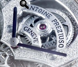 No7 Agency watches Antoine Preziuso Luxury Swiss Watches 2