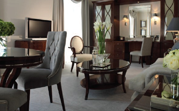 THE BERKLEY HOTEL LONDON PAVILLION SUITE VIP PENTHOUSE SUITE LONDON BERKELY HOTEL 2