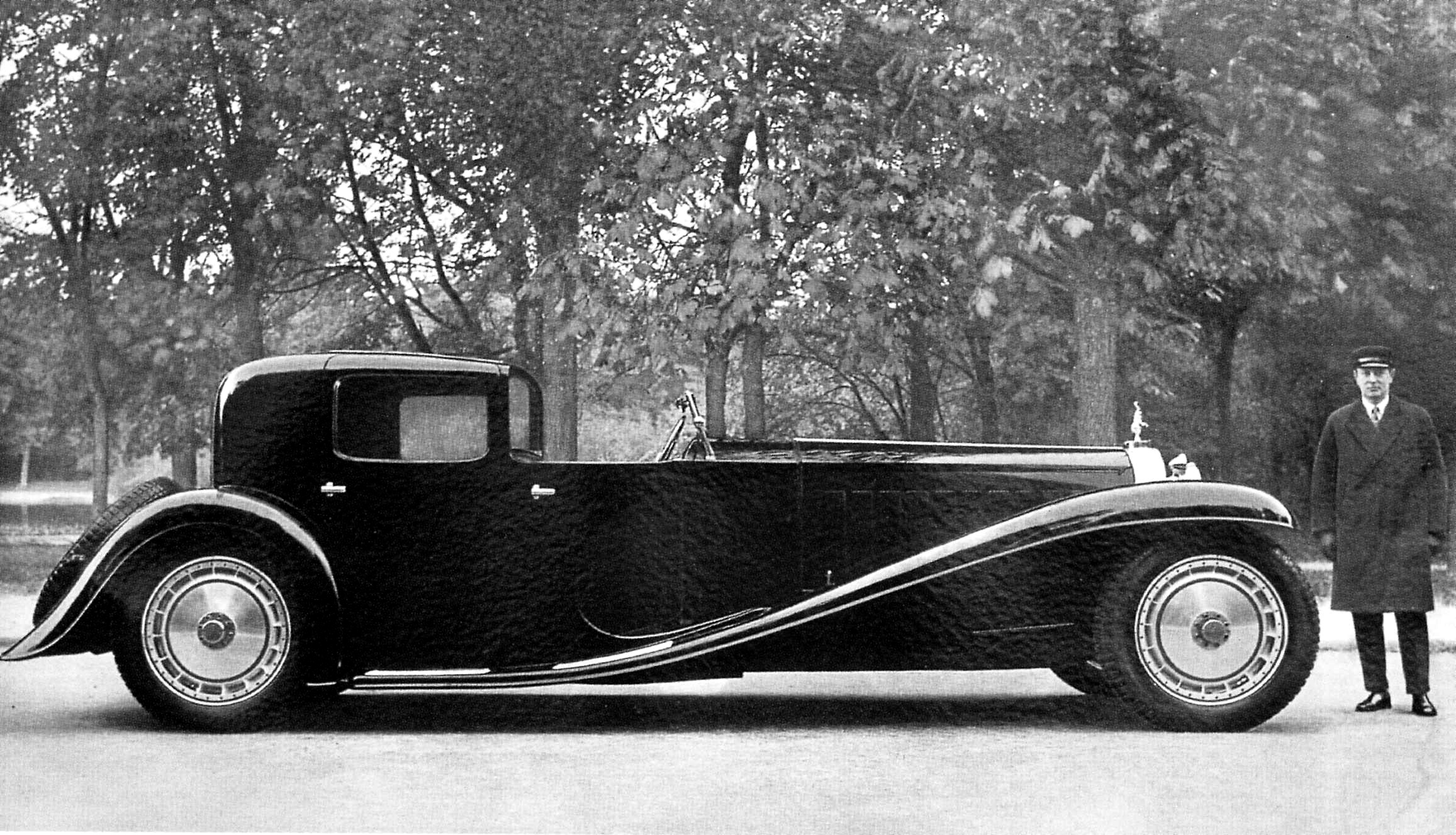 THE WORLDS MOST EXPENSIVE CARS BUGATTI TYPE 41 PICYURE PHOTO 1