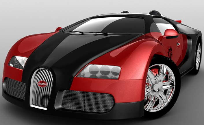 THE WORLDS MOST EXPENSIVE CARS BUGATTI VEYRON PICTURE PHOTO 1