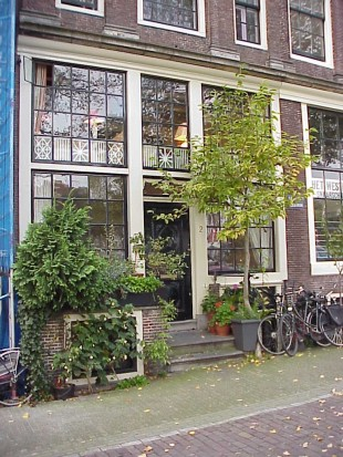 amsterdam canal house for sale luxury property for sale Netherlands