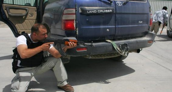 Iraq Security contractors | Private Security Teams