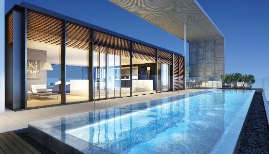 Luxury Penthouses for Sale - Exclusive VIP Penthouse - Helicopter Pad - Roof top swimming Pool